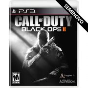 Call of Duty Black Ops 2 - PS3 (Seminovo)