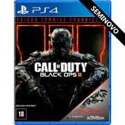 Call of Duty Black Ops 3 Edição Zombies Chronicles - PS4 (Seminovo)