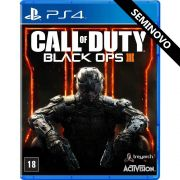 Call of Duty Black Ops 3 - PS4 (Seminovo)