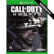 Call of Duty Ghosts - Xbox One (Seminovo)