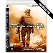 Call of Duty Modern Warfare 2 - PS3 (Seminovo)