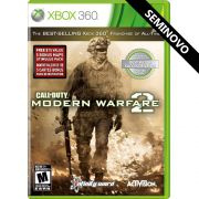 Call of Duty Modern Warfare 2 - Xbox 360 (Seminovo)