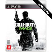 Call of Duty Modern Warfare 3 - PS3 (Seminovo)