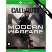 Call of Duty Modern Warfare - Xbox One (Seminovo)