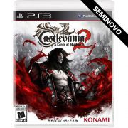 Castlevania Lords of Shadow 2 - PS3 (Seminovo)