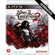 Castlevania Lords of Shadow 2 - PS3 (Seminovo)