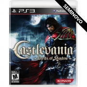 Castlevania Lords of Shadow - PS3 (Seminovo)