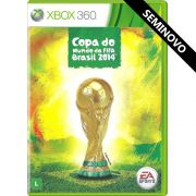 Copa do Mundo da FIFA Brasil 2014 - Xbox 360 (Seminovo)