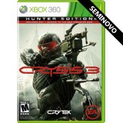 Crysis 3 Hunter Edition - Xbox 360 (Seminovo)