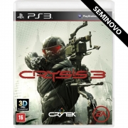 Crysis 3 - PS3 (Seminovo)
