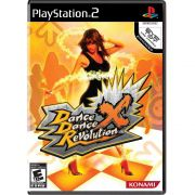 Dance Dance Revolution X - PS2