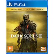 Dark Souls 3 The Fire Fades Edition - PS4