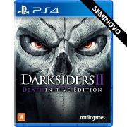 Darksiders 2 Deathinitive Edition - PS4 (Seminovo)