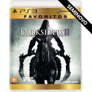 Darksiders 2 - PS3 (Seminovo)