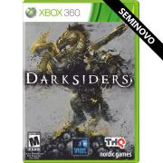 Darksiders - Xbox 360 (Seminovo)
