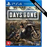 Days Gone - PS4 (Seminovo)