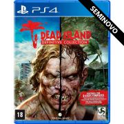 Dead Island Definitive Collection - PS4 (Seminovo)