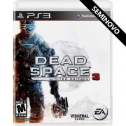 Dead Space 3 Limited Edition - PS3 (Seminovo)