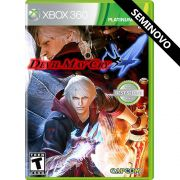 Devil May Cry 4 - Xbox 360 (Seminovo)