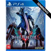 Devil May Cry 5 - PS4 (Seminovo)