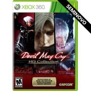 Devil May Cry HD Collection - Xbox 360 (Seminovo)