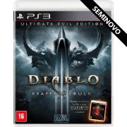 Diablo III Reaper of Souls Ultimate Evil Edition - PS3 (Seminovo)