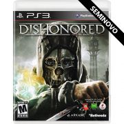 Dishonored - PS3 (Seminovo)
