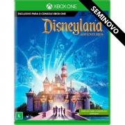 Disneyland Adventures - Xbox One (Seminovo)