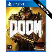 Doom - PS4 (Seminovo)