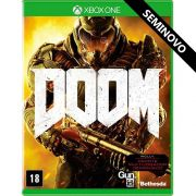 Doom - Xbox One (Seminovo)