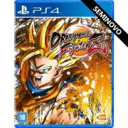 Dragon Ball FighterZ - PS4 (Seminovo)