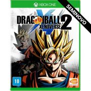 Dragon Ball Xenoverse 2 - Xbox One (Seminovo)