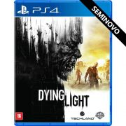 Dying Light - PS4 (Seminovo)