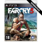 Far Cry 3 - PS3 (Seminovo)