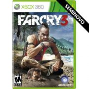 Far Cry 3 - Xbox 360 (Seminovo)