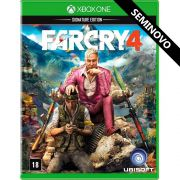 Far Cry 4 - Xbox One (Seminovo)