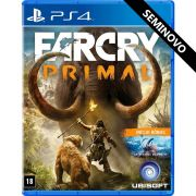 Far Cry Primal - PS4 (Seminovo)