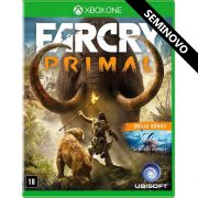 Far Cry Primal - Xbox One (Seminovo)