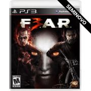 Fear 3 - PS3 (Seminovo)