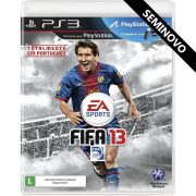 FIFA 13 - PS3 (Seminovo)