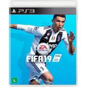 FIFA 19 - PS3 (Pré-venda)
