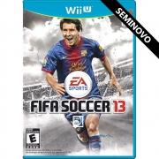 FIFA Soccer 13 - Wii U (Seminovo)