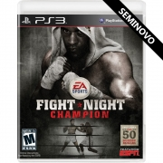 Fight Night Champion - PS3 (Seminovo)