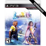 Final Fantasy X/X2 HD Remaster - PS3 (Seminovo)