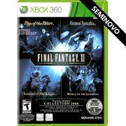 Final Fantasy XI Online Vana'Diel Collection 2008 - Xbox 360 (Seminovo)