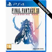 Final Fantasy XII The Zodiac Age - PS4 (Seminovo)
