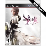 Final Fantasy XIII-2 - PS3 (Seminovo)