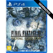 Final Fantasy XV Royal Edition - PS4 (Seminovo)