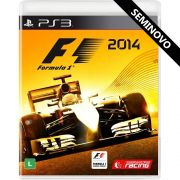 Formula 1 2014 - PS3 (Seminovo)