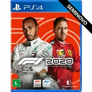 Formula 1 2020 - PS4 (Seminovo)